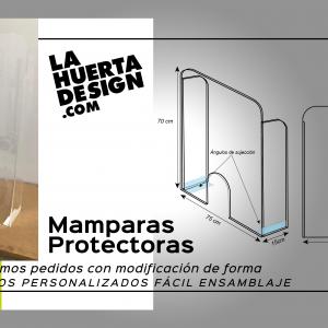 Mamparas protectoras Covid-19